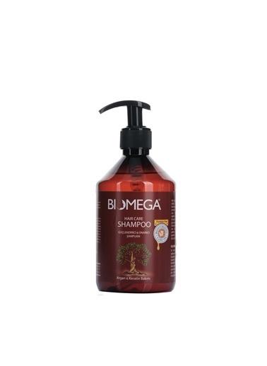 Mega Güçlendirici  Ve Onarıcı Şampuan 500 Ml Renksiz
